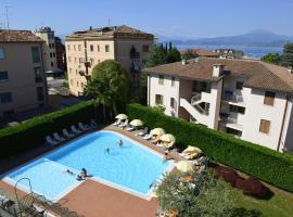 Hotel Bella Peschiera, hotell i Peschiera del Garda