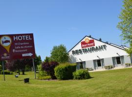 Best Hotel Mayenne, hotel in Mayenne