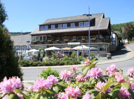 Gasthof Müller, accessible hotel in Winterberg