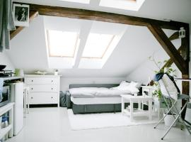 Attic Studio, apartment in Warsaw