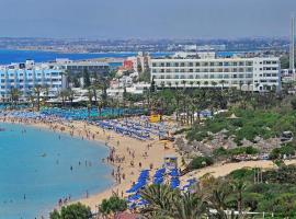 Nelia Beach Hotel & Spa, hotel in Ayia Napa