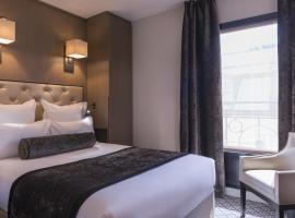 La Villa des Ternes, hotel in Paris