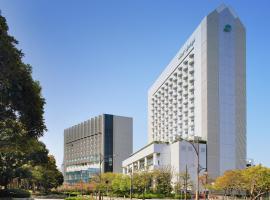 Hotel Springs Makuhari, hotel en Chiba