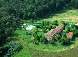 Tenuta Scacciavolpe, smeštaj na selu u gradu Mortaiolo