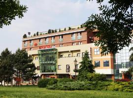City Hotel Nitra, hotel in Nitra