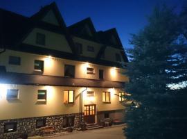 Pod Tatrami, hotel in Bukowina Tatrzańska