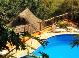 Cabañas Telayú, hotel en Mazunte