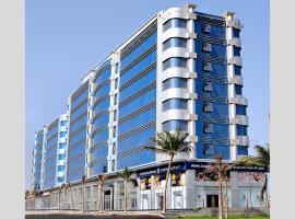 Citadines Al Salamah Jeddah, serviced apartment in Jeddah