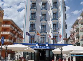 Hotel Real, hotel a Sottomarina