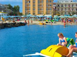 Hotel Belvedere, hotell i Misano Adriatico
