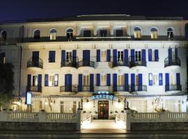 Hotel Alfieri, hotel ad Alassio