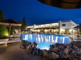 Alianthos Garden, hotel with pools in Plakias