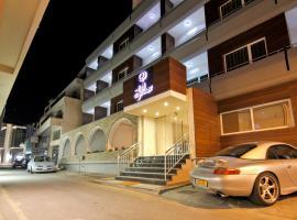 Achilleos City Hotel, отель в Ларнаке