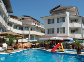 Hotel Alpina, hotel in Lozenets
