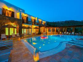 Paradision Hotel, отель в городе Тоурлос