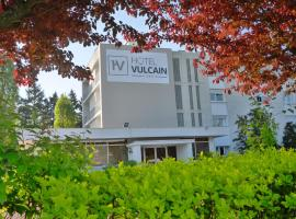 Hôtel Vulcain, hôtel à L'Horme près de: EMLYON Campus Saint-Etienne