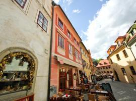 Mini Hotel Abraka, hotel v destinaci Český Krumlov