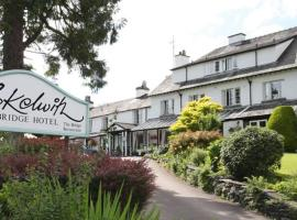 Skelwith Bridge Hotel, hotel u gradu Emblsajd