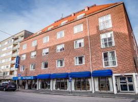 Hotel Amadeus, hotell i Halmstad