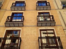 Apartamentos Caballero de Gracia, hotel near Puerta del Sol, Madrid