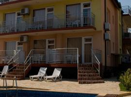 Barex Family Hotel, hotel in Sozopol