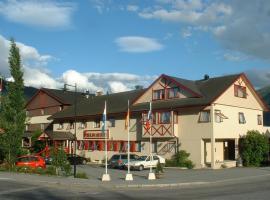 Eikum Hotel, hotel in Hafslo