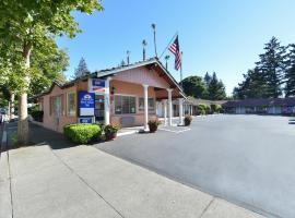 Americas Best Value Inn - Sky Ranch, hotel in Palo Alto