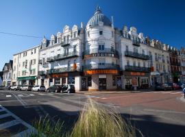 Hotel de la Terrasse, hôtel à Berck-sur-Mer