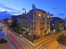 Hotel Corallo, hotel ad Albinia