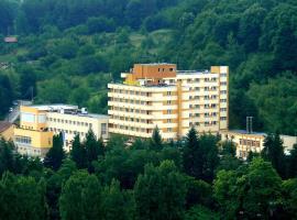 Hotel Germisara, hotel din Geoagiu Băi