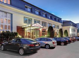 Hotel Astra, hotel near Aqua Park, Prague