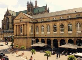 """New Appartement La Chambre à côté """"Cathédrale"""", hôtel à Metz"""