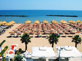 Albergo Punta de l'Est, hotell i Francavilla al Mare