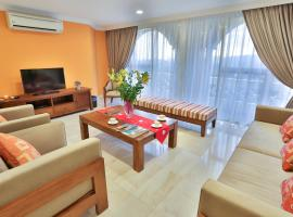 Kapitan Hill @ Cempenai Parc Residences, hotel near Federal Territory Mosque, Kuala Lumpur
