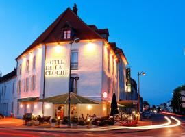 Hôtel de La Cloche, hotel in Dole
