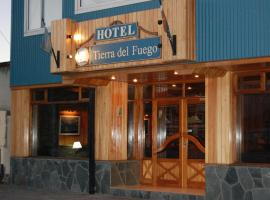 Hotel Tierra del Fuego, отель в городе Ушуая