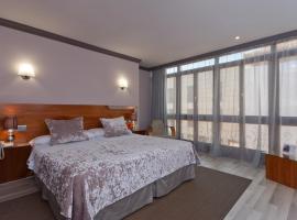 Hotel Vetusta, hotel in Oviedo