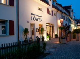 Hotel Löwen, ξενοδοχείο κοντά σε Πανεπιστήμιο Ουλμ, Ουλμ