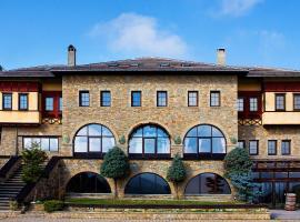 Valia Nostra Escape Hotel, hotel in Smixi