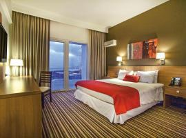 Panamericana Hotel Antofagasta, hotel in Antofagasta