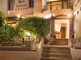 Rea Hotel, hotel near Elafonissi Beach, Palaiochóra