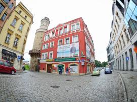 Apartamenty Zamkowa, self catering accommodation in Jelenia Góra