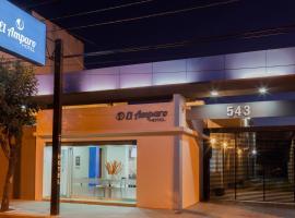 El Amparo Hotel, hotel in San Luis