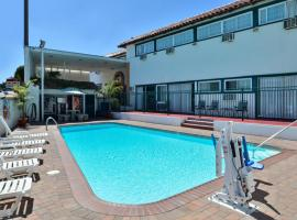Americas Best Value Inn Loma Lodge - Extended Stay/Weekly Rates Available, hotel near San Diego International Airport - SAN, San Diego