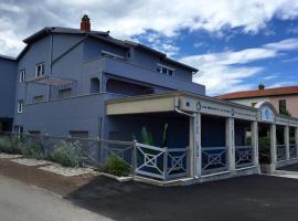 Iris Studios, luxury hotel in Umag