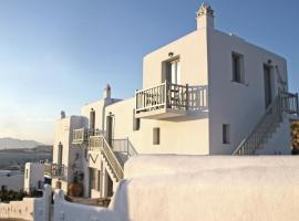Myconian Inn, pet-friendly hotel in Mýkonos City