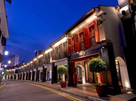 The Scarlet Singapore (SG Clean, Staycation Approved), hotel in Singapore