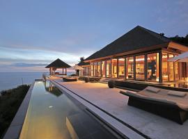 The Edge Bali, hotel 5 estrellas en Uluwatu