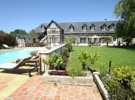 Manoir de la Croix-Sonnet, hotel near Deauville - Normandie Airport - DOL,