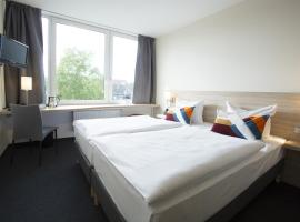 Atlantic Hotel am Floetenkiel, hotell i Bremerhaven